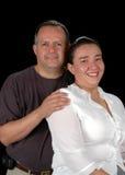 Hispanic Couple Stock Image