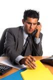 Hispanic Executive Royalty Free Stock Images