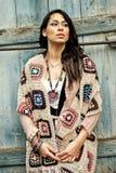 Hispanic Fashion Woman Royalty Free Stock Image