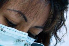 Hispanic female dentist Royalty Free Stock Image