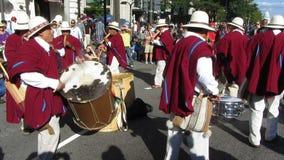 Hispanic Festival Band Stock Photography