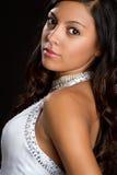 Hispanic Girl. Pretty beautiful hispanic girl posing Stock Images