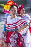Hispanic International Day Parade Royalty Free Stock Images