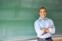 Hispanic Male Teacher Stock Photography