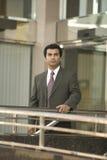 Hispanic Man Business Portrait Stock Photos