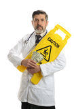 Hispanic Mature Doctor Stock Photos