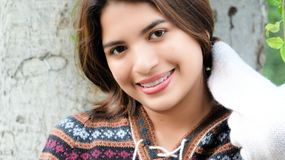Hispanic Minority Person Royalty Free Stock Images