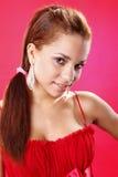 Hispanic teen Royalty Free Stock Images