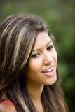 Hispanic teenage girl Royalty Free Stock Photos