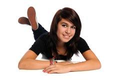 Hispanic Teenager Stock Photo