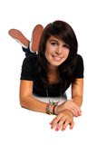 Hispanic Teenager Royalty Free Stock Image