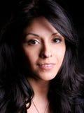 Hispanic woman Royalty Free Stock Images