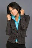 Hispanic woman Royalty Free Stock Photography
