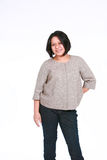 Hispanic woman Royalty Free Stock Image