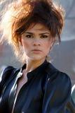 Hispanic woman portrait Royalty Free Stock Photo