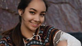 Hispanic Youthful Female Stock Images