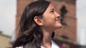 Hispanic Youthful Girl Stock Image