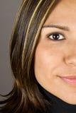 Hispanische Frau Lizenzfreie Stockfotografie