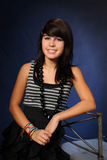 Hispanischer Jugendlicher Lizenzfreie Stockfotos