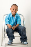 Hispanischer Junge 10 Stockfoto