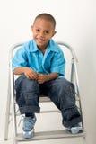 Hispanischer Junge 11 Lizenzfreies Stockbild