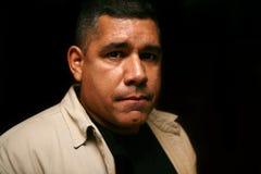 Hispanischer Mann 1 lizenzfreie stockbilder