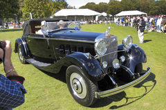 Hispano Suiza automobile Stock Images