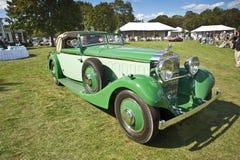 Hispano Suiza automobile Stock Image