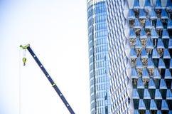 Hissa maskinen och arkitektur Royaltyfri Fotografi