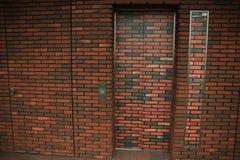 Hisselevator i arkivet Royaltyfria Foton