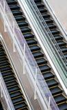 hissen shoppar Fotografering för Bildbyråer