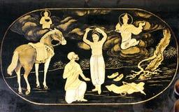 História de Buddha Fotografia de Stock Royalty Free