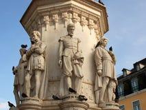 História de Portugal Foto de Stock Royalty Free