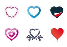 Histórias de amor Imagem de Stock