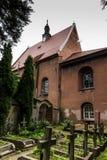 Histórico, convento del setletni ocho, las monjas del benedictino Imagenes de archivo
