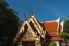 Histórico de monumentos do rei Foto de Stock