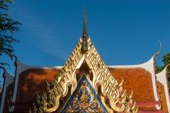 Histórico de monumentos do rei Imagem de Stock Royalty Free