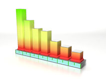 Histogram Royalty Free Stock Photos