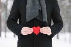 Histoire au jour de valentines Photos stock