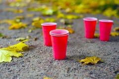 Histoire conceptuelle d'automne photos stock