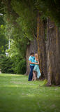 Histoire d'amour Photographie stock libre de droits