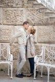 Histoire d'amour, jeune couple Relations Romance Photo libre de droits
