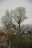 Histoire d'hiver Image stock