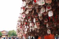 Histoire de Lijiang Image libre de droits