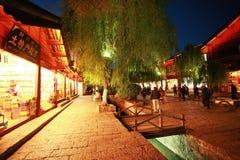 Histoire de Lijiang Photo libre de droits