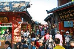 Histoire de Lijiang Photo stock