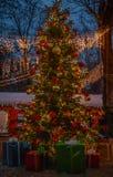 Histoire de Noël Images stock