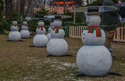 Histoire de Noël Image libre de droits