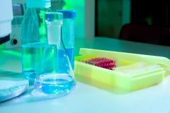 Histological laboratory Royalty Free Stock Photos