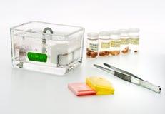 Histopathology cancer screening Stock Photo